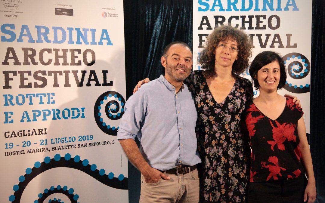 Conferenza Stampa Sardinia Archeo Festival
